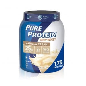 Pure Whey Protein Powder