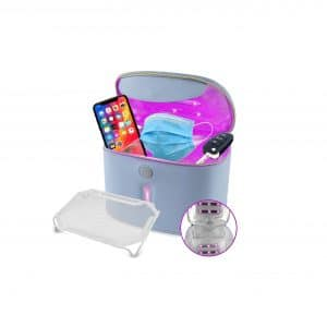 MEDD MAX UV Light Clean Sanitizer Bag