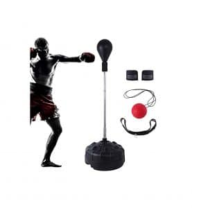 N.W Speed Punching Bag for MMA Training