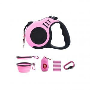 PETIMP Retractable Lightweight Dog Leash