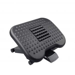 Halter Ergonomic Footrest 3 Adjustable Heights