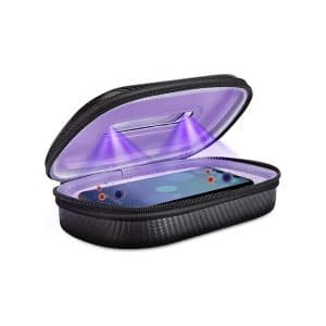 Kebano Phone UV Light Sanitizer Portable UV Sterilizer Box