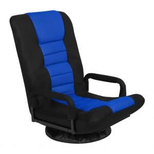 ORISTUS Gaming Floor Chair, Blue