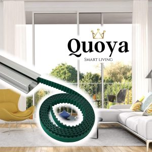 Quoya 14.4 Meters Smart Electric Curtain
