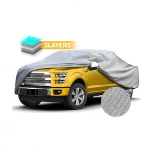 CAR DRESS Truck Cover Pick Up 248 Inches Waterproof All Weather Cover