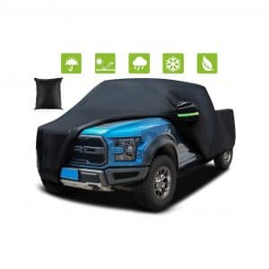 Sailnovo Truck Cover All Weather Heavy-Duty Car Cover