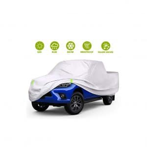 Auto-aAtend 4 Layers UV Protected All Weather Car Cover