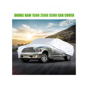BORDEN Dodge Car Cover Waterproof Protection